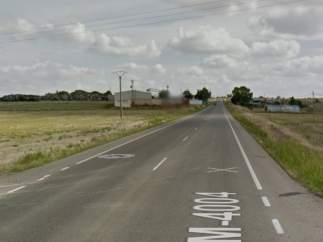 Muere un ciclista en Toledo atropellado por un conductor que se ha dado a la fuga
