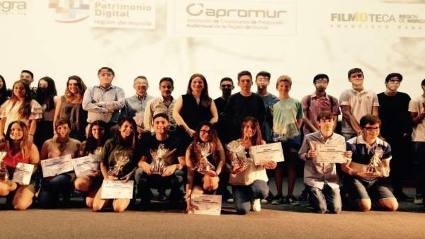 Cuatro institutos de la Región ganan los premios 'Menina'
