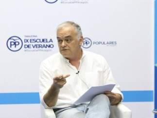 """Nota Ppe + Foto. González Pons: """"Estar Contra El Ceta Es Estar Contra El Libre C"""
