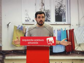 """IU reclama un """"reparto más equitativo"""" en su pacto con Podemos y un """"perfil propio"""""""