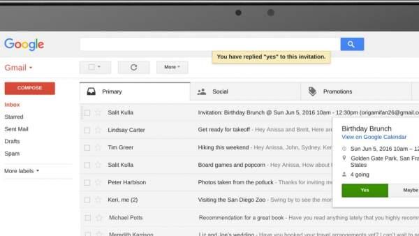 Gmail dejará de rastrear correos electrónicos, que utilizaba para ...