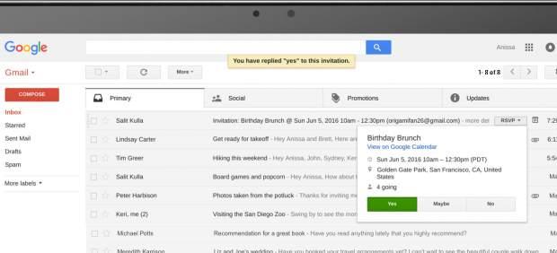 Gmail dejará de rastrear correos electrónicos, que utilizaba para personalizar anuncios