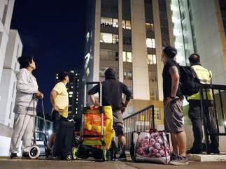 Evacuadas cinco torres de apartamentos en Londres por no cumplir las medidas antincendios