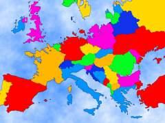 Así sería el mapa de Europa si se derritieran los polos