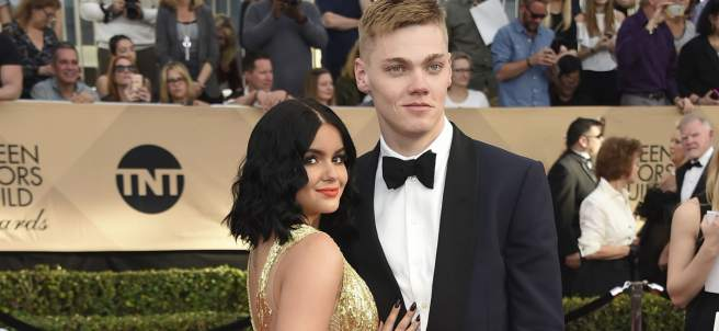 Ariel Winter y Levi Meaden
