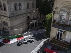 Lewis Hamilton logra la pole en el GP de Azerbaiyán