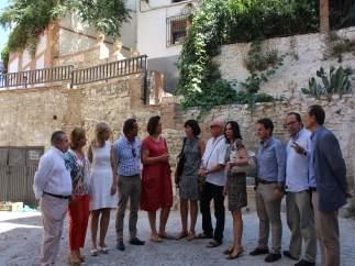 Nota Del Grupo Popular En Granada Sobre La Barriada De La Churra