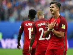 Portugal y México acceden a semifinales de la Confederaciones