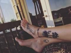 Paris, hija de Michael Jackson, se hace un tatuaje en honor a su padre