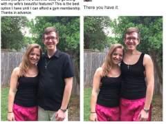 El diseñador gráfico que 'trolea' a quienes le piden que mejore sus fotos