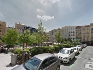 Plaza Pedro Zerolo, Madrid