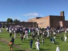 Seis heridos por un atropello durante una celebración del Ramadán
