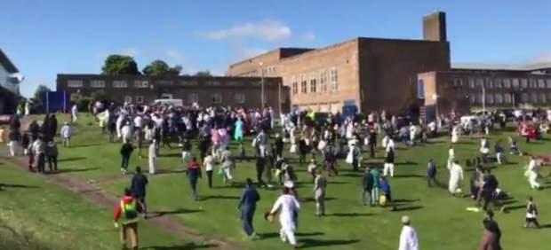 Seis heridos por un atropello durante una celebración del final del Ramadán en Newcastle