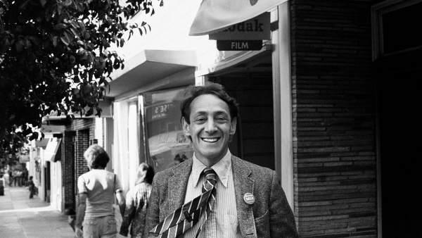 Harvey Milk en Castro