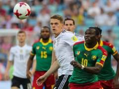 Confederaciones:Alemania evita a Portugal en semifinales