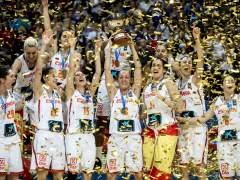 España, campeona de Europa por tercera vez