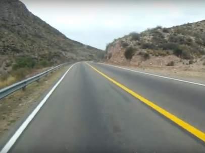 Accidente de autobús en Argentina