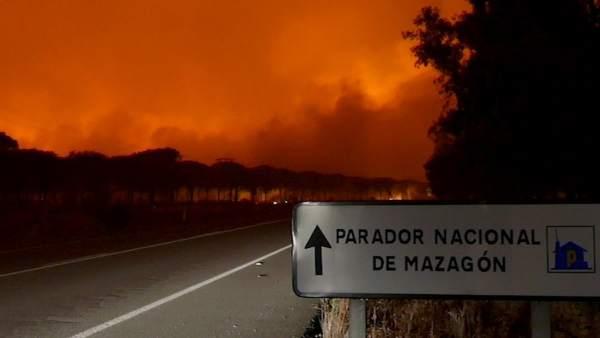 Parador Nacional de Mazagón