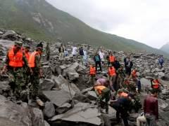Se complica el rescate de los 93 desaparecidos en China