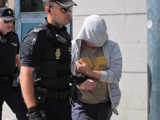 A disposición judicial el presunto asesino de un joven en una playa en Redondela