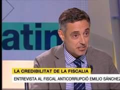 Para el fiscal anticorrupción de Barcelona el 9-N puede influir en la valoración penal del 1-O