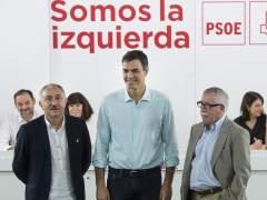 UGT, CC OO y PSOE trabajarán en un plan para jóvenes