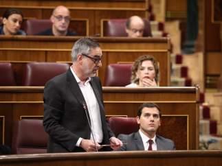 José Manuel Villegas, secretario general de Ciudadanos