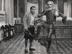 En busca de la mejor adaptación del 'Quijote'