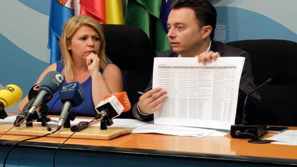La alcaldesa de Jerez habla de los presupuestos municipales