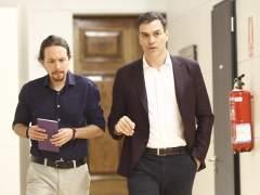 Sánchez se reúne con Iglesias para explorar posibilidades de entendimiento