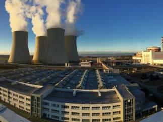 central nuclear de Temelín