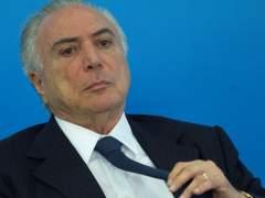 La Fiscalía denuncia al presidente de Brasil por corrupción