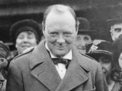 Churchill planeó un túnel bajo el Canal de la Mancha