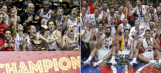 Un siglo de dominio español en el baloncesto europeo
