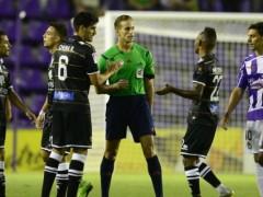 Alberola Rojas, el árbitro de Primera más joven de la historia