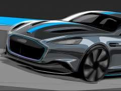 Aston Martin confirma que su primer coche eléctrico llegará en 2019