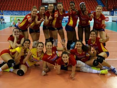 Selección española de voleibol