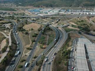 Carretera catalana.