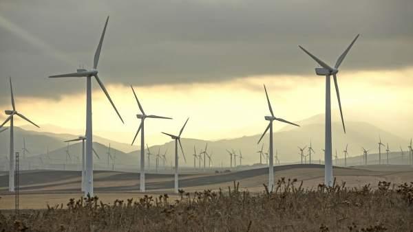 Energías renovables en Andalucía