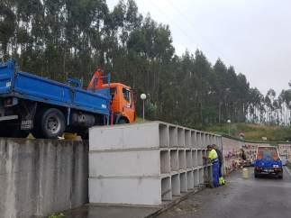 Nota Inicio Obras Ampliación Cementerio Río Cabo