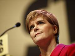 Sturgeon aplaza un segundo referéndum hasta después del 'brexit'