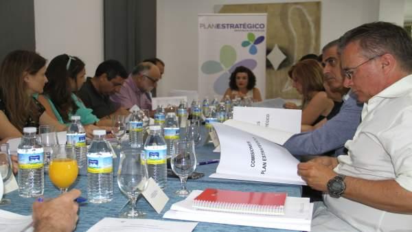 Reunión del Plan Estratégico Provincial