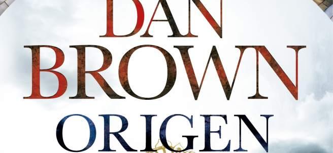 Portada de la nueva novela de Dan Brown