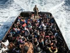 Más de 8.000 inmigrantes rescatados en el Mediterráneo en 48 horas