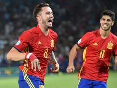 Exhibición de Saúl para tumbar a Italia y llevar a España a la final de la Eurocopa sub-21
