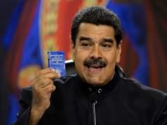 Maduro advierte de que irá a las armas si se destruye la revolución bolivariana