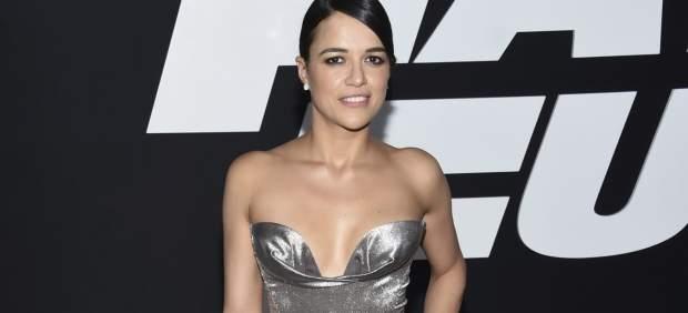 Michelle Rodríguez reclama que mujeres tengan más peso en 'Fast & Furious'