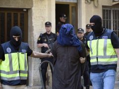 Cuatro detenidos en Palma de Mallorca por pertenecer a Estado Islámico