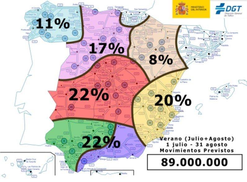 Resultat d'imatges de uan Ignacio Zoido presenta la nueva campaña divulgativa de prevención de accidentes de tráfico y el dispositivo de Tráfico para este verano