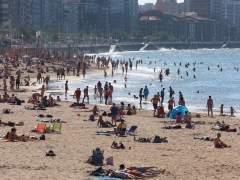 Tormentas en Cataluña y Baleares y temperaturas al alza en Andalucía